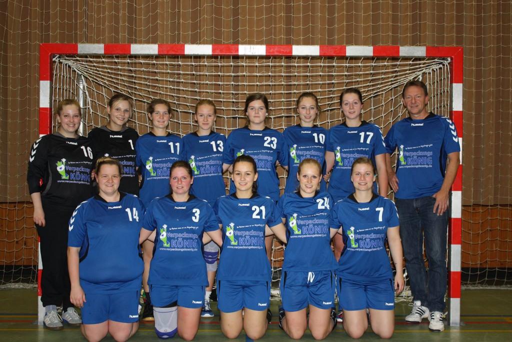 1. Frauen Handball