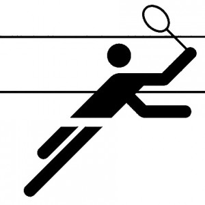 piktogramm_badminton