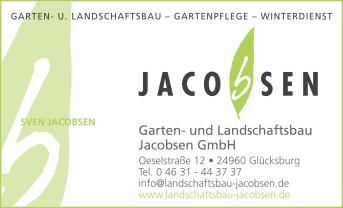 Jacobsen Visitenkarte
